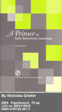 A Primer on Early Retirement Incentives