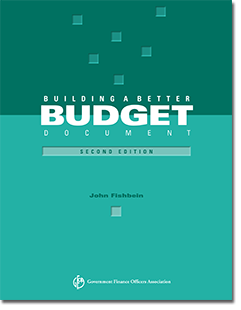 Building a Better Budget Document (second edition)