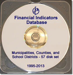 Financial Indicators Database Full 57-Disk Set