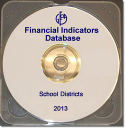 Financial Indicators Database 2013 - School Districts